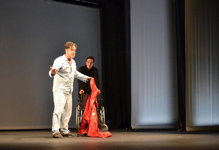 Jorge Sanz en 'Tiempo'. Fotografía: Malva.