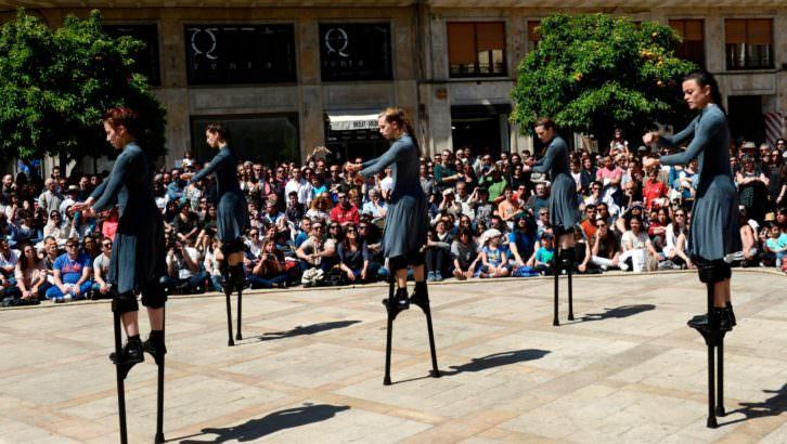 Maduixa. Imagen cortesía de Festival Dansa València.