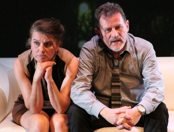 Rafael Calatayud junto a Victoria Salvador. Imagen cortesía del autor.
