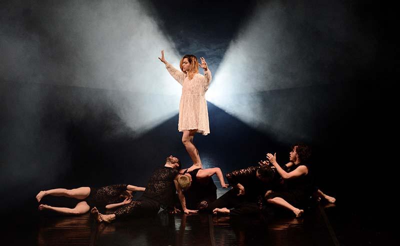 Sharon Fridman. Imagen cortesía de Festival Dansa València.