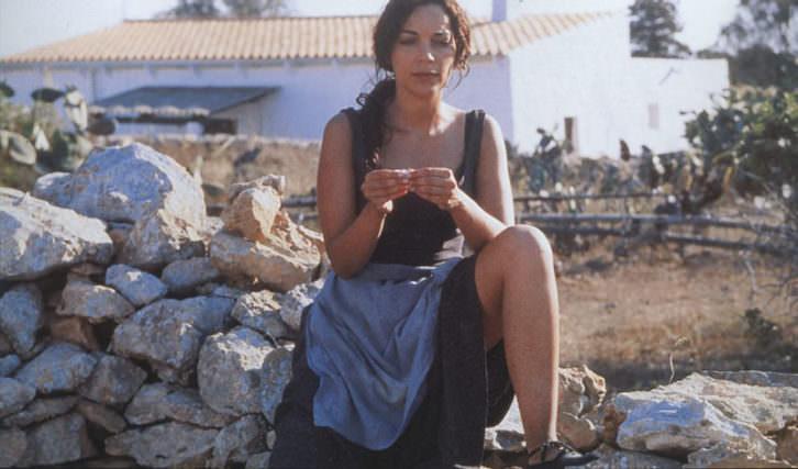 Fotograma de L'illa de l'holandés. Imagen cortesía de Filmoteca de Valencia.