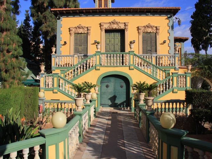 Villa Amparo en Rocafort. Imagen cortesía de la organización.