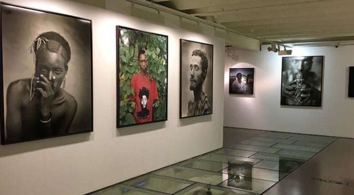 Exposición de Juan Manuel Castro Prieto.