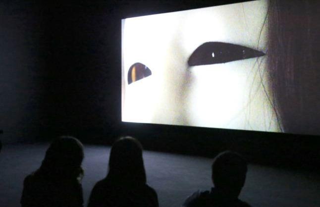 '(Sin título) Máscara Humana', de Pierre Huyghe. Museo Guggenheim Bilbao.