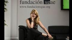 Inés París, presidenta de la SGAE.