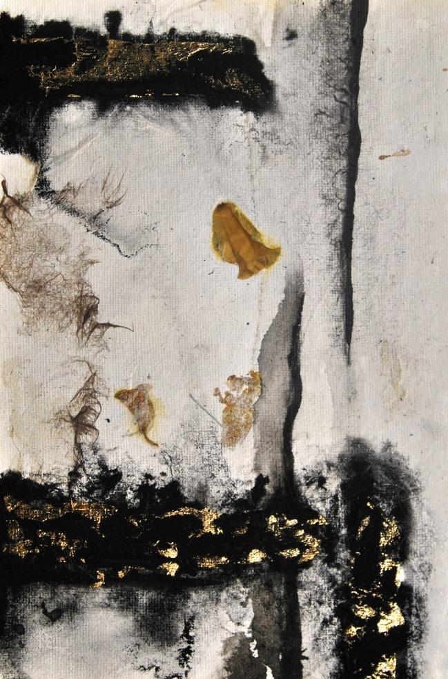 Obra de Maria González. Imagen cortesía de Espai d'Art Colón.