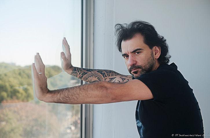 Pablo Trapero. Imagen cortesía de Cinema Jove.