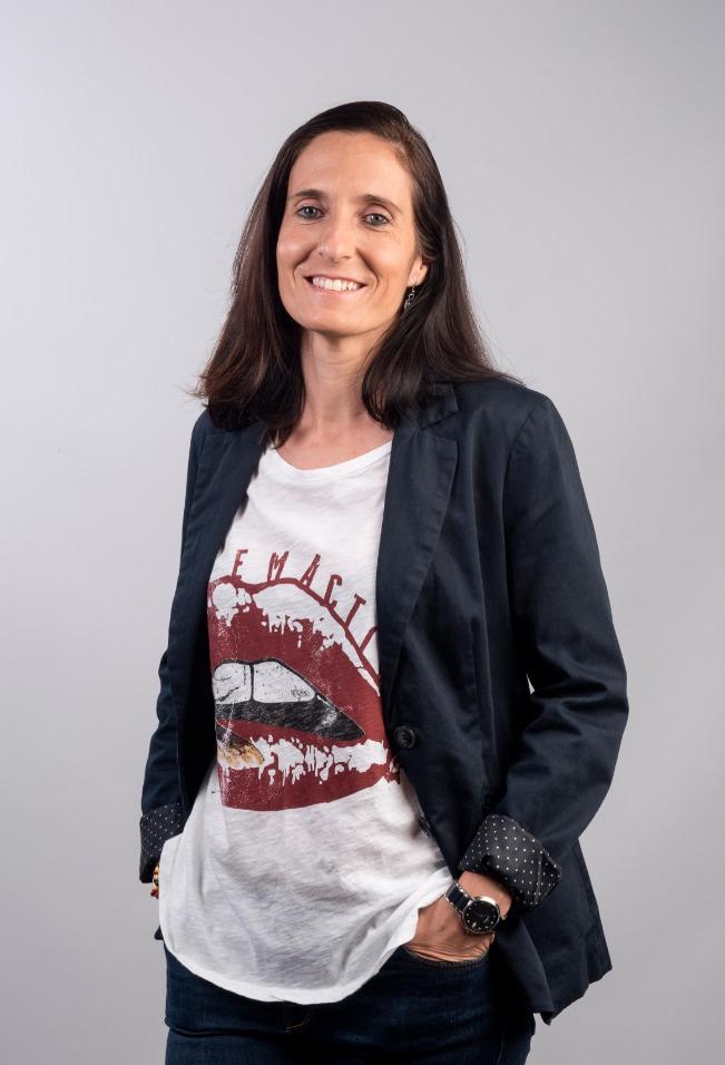 Patricia Conde. Imagen cortesía de Vinatea Editorial.
