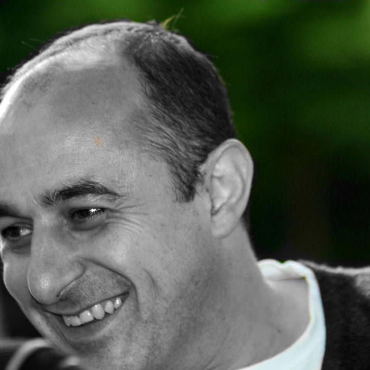 Raúl Ariza, autor de 'Un viaje solo para hombres'.