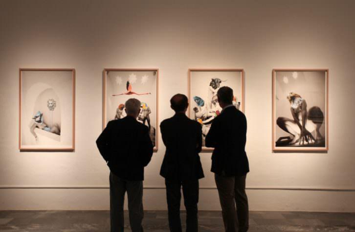 Vista de la exposición 'JOC'.