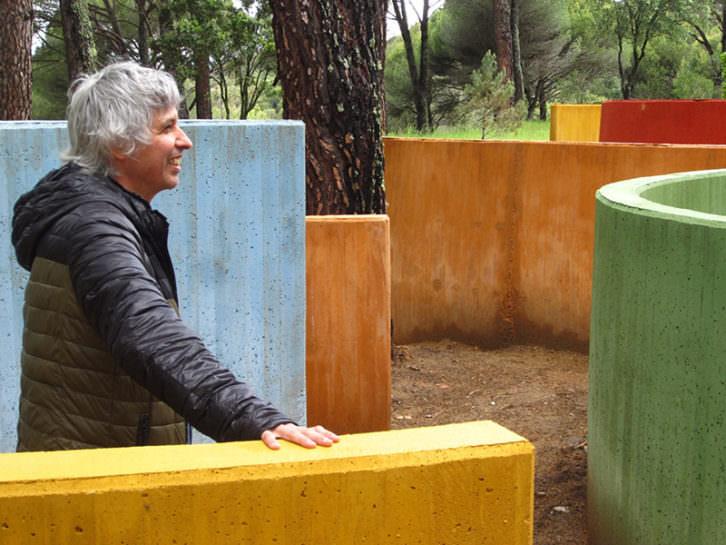 Alejandro Corujeira. Imagen cortesía de Galería Ana Serratosa.
