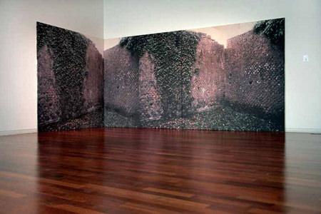Ostia antica, de Rosell Meseguer. Imagen cortesía del Consorcio de Museos.