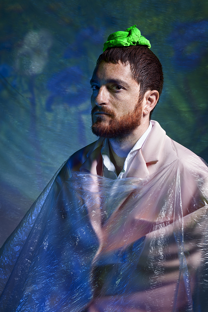 Retrato de Vincent Van Gogh, de Vicente Verde. Imagen cortesía del Consorcio de Museos.