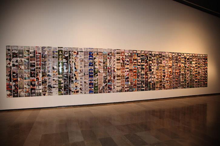 Vista de la exposición Notificaciones. Imagen cortesía del Centre del Carme.