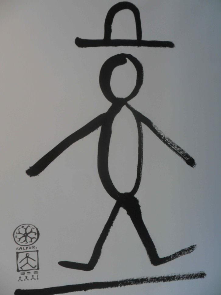 Cuttlas, de Calpurnio, en la galería Pepita Lumier.