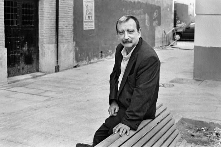 Chirbes. 1997. El Flaco. Imagen cortesía de La Nau.