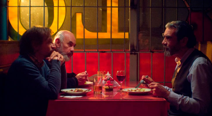 Fotograma de La defensa del dragón, de Natalia Santa. Imagen cortesía de Cinema Jove.