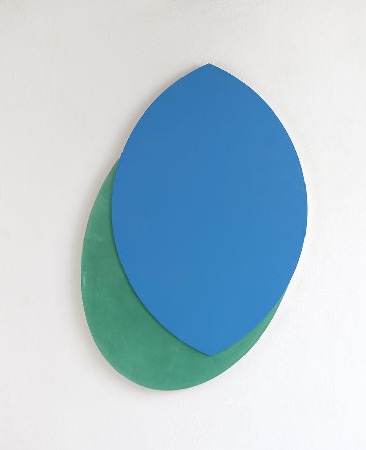 Obra de Toni Cucala en la exposición 'Vigilias'. Imagen cortesía del E CA de Riba-roja.