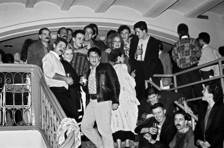 La Marxa. 1987. El Flaco. Imagen cortesía de La Nau.