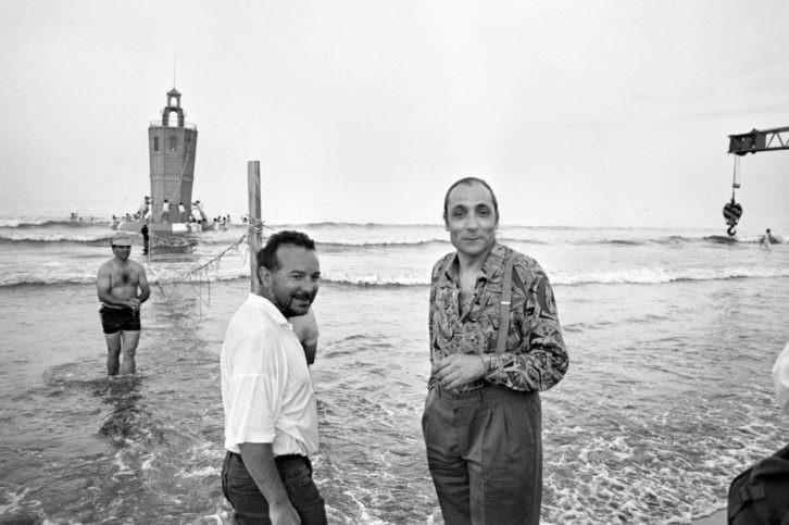 Miralda y Martín. 1985. El Flaco. Imagen cortesía de La Nau