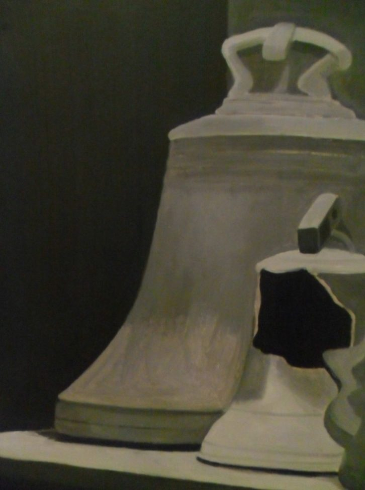 El fin del tiempo, de Xisco Mensua, en la exposición 'No Return' de La Nau.