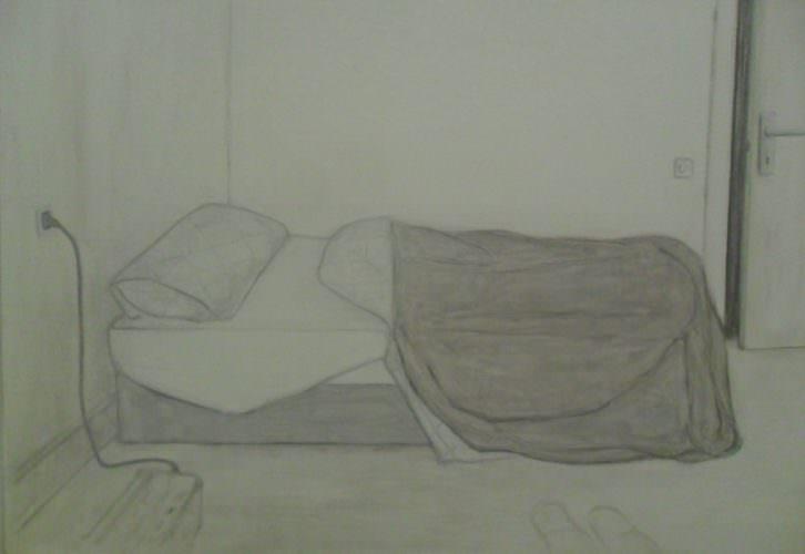 Obra de Xisco Mensua en 'No Return' de La Nau.