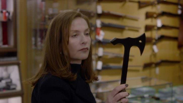 Fotograma de 'Elle'. Imagen cortesía de la Filmoteca.