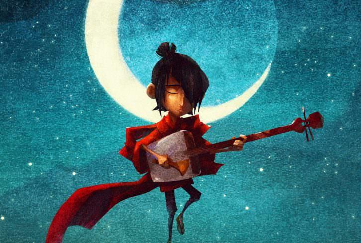 Fotograma de 'Kubo y las dos cuerdas mágicas'. Imagen cortesía de la Filmoteca.