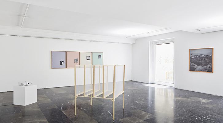 Fotografía cortesía de la galería Luis Adelantado