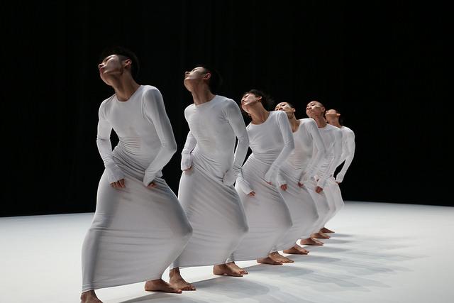 Tao Dance Theatre. Imagen cortesía de Sagunt a Escena.