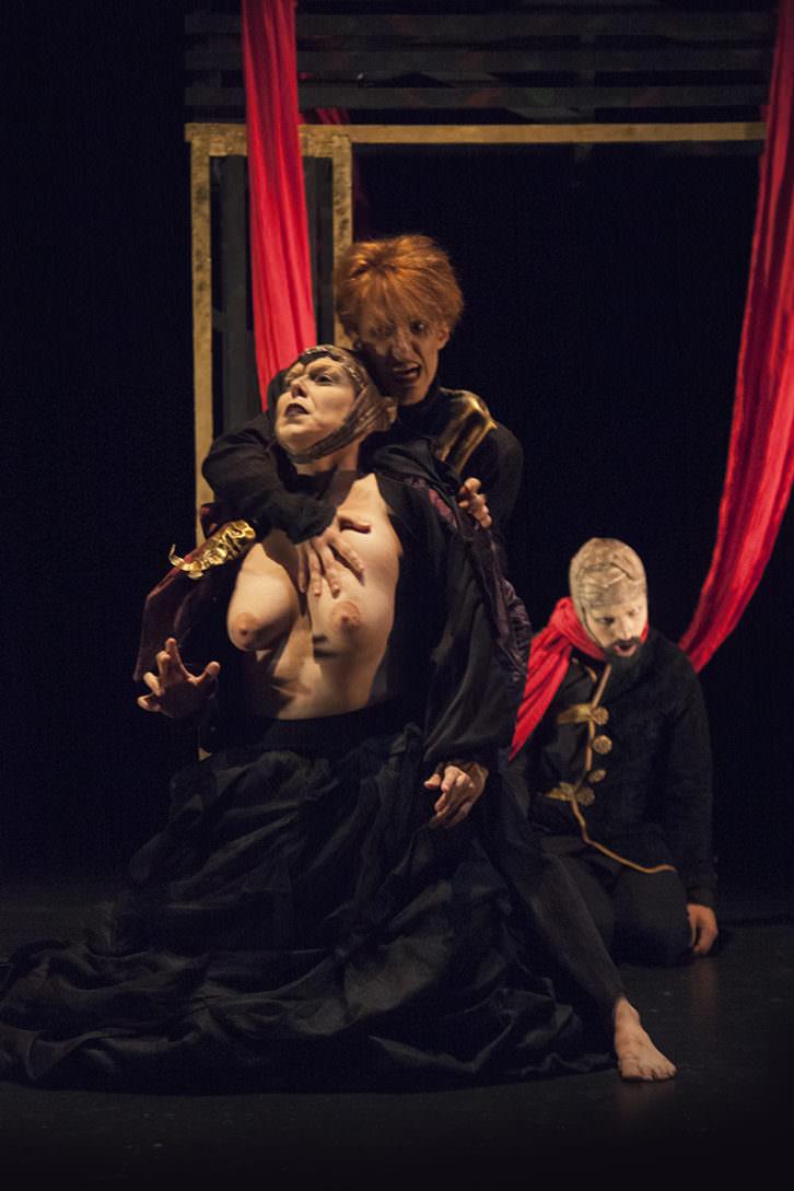 Dead Hamlet. Imagen cortesía de Sagunt a Escena.