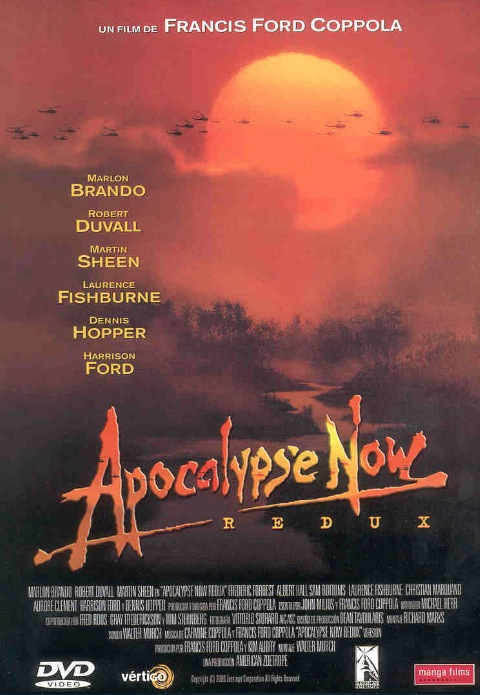 Cartel de Apocalypse Now.