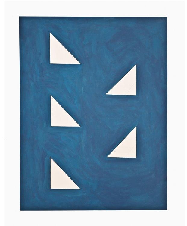 Bad Blue, de Camila Oliveira Fairclough. Imagen cortesía de Luis Adelantado.