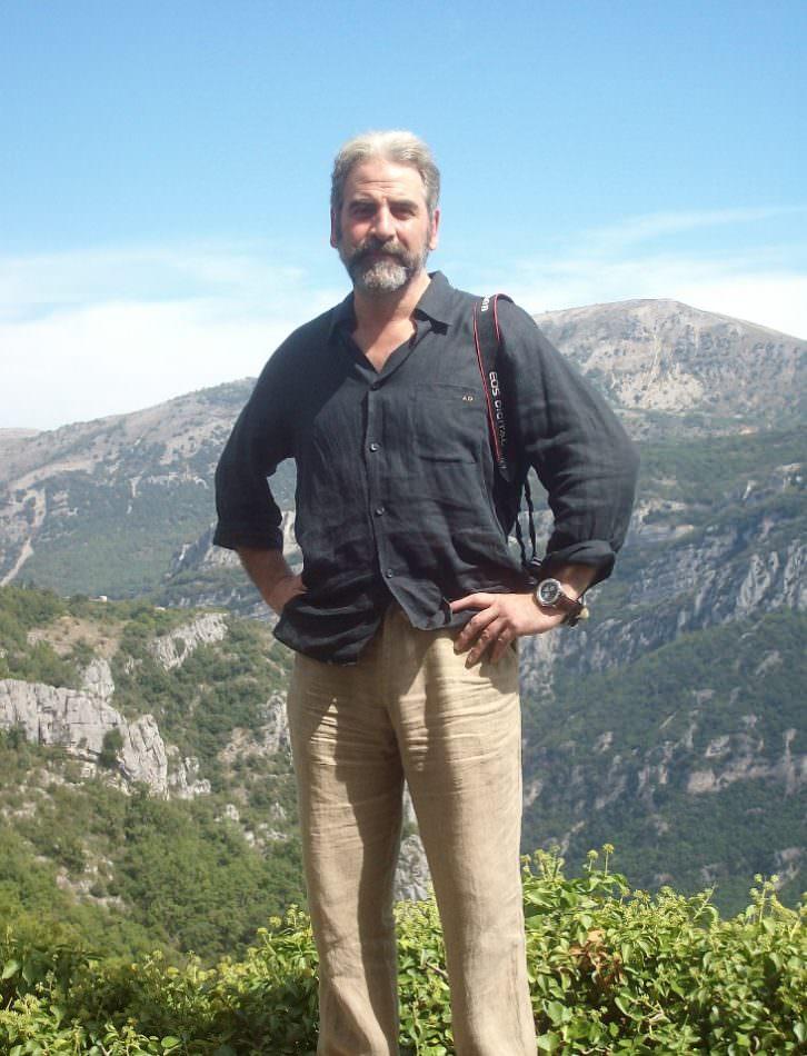 Álvaro Bermejo. Imagen cortesía del autor.