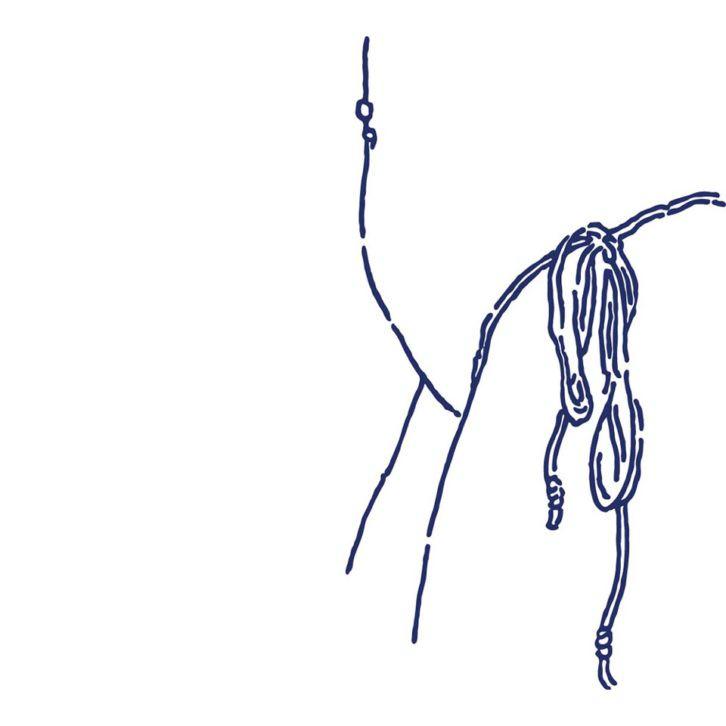 Obra de Nacho Casanova. Imagen cortesía de Estudio 64.