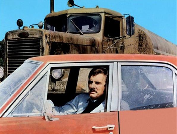 Fotograma de 'El diablo sobre ruedas'. Filmoteca d'Estiu.