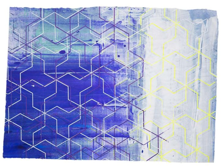 Obra de Javier Chapa. Imagen cortesía de Galería Shiras.