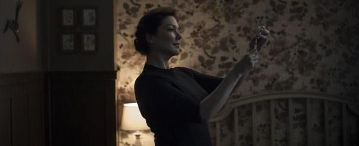 Laura Harring en 'Inside' de Miguel Ángel Vivas. Preestreno del Festival Antonio Ferrandis de Paterna en los cines Kinépolis de Valencia.