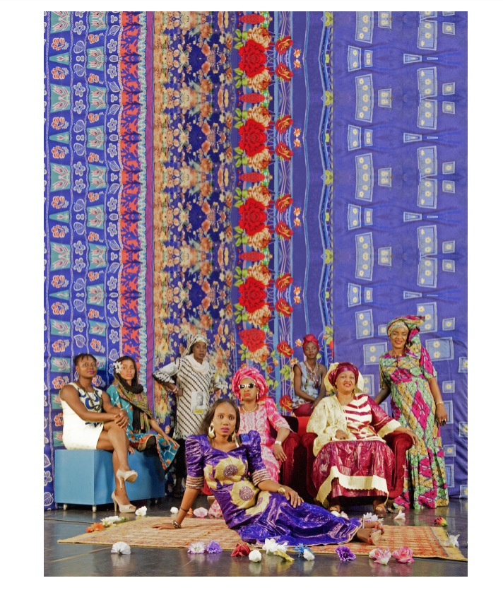 Les Amazones d'Afrique. Imagen cortesía de Conciertos de Viveros.