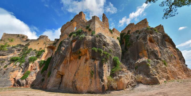 Castell de Montesas, de Miquel Frances. Imagen cortesía del Centre del Carme.