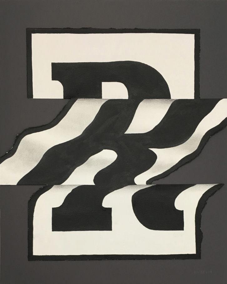 Obra de Rylsee. Imagen cortesía de Plastic Murs.
