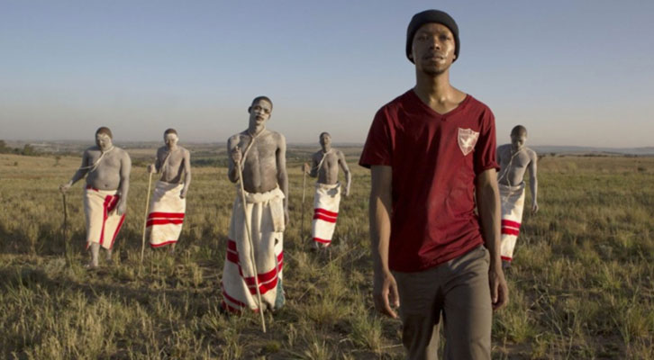 Fotograma de The Wound.