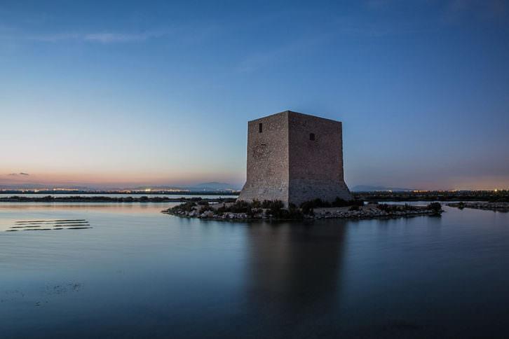 Torre del Tamarit, de Miguel Lorenzo. Imagen cortesía del Centre del Carme.