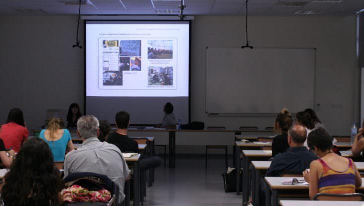 III Congreso de Investigación en Artes Visuales. Imagen cortesía de Aniav.