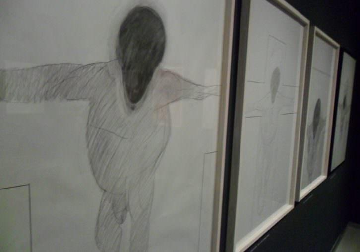 Obras de Francis Bacon en la Fundación Bancaja.
