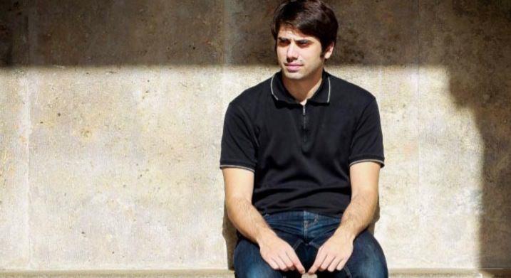 Carlos Madrid. Fotografía: Fernando Ruiz.