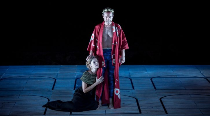 Calígula. Imagen cortesía de Focus Teatro