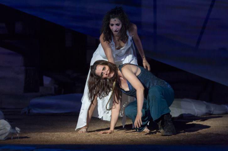 Troyanas, de Carme Portaceli. Imagen cortesia de Sagunt a Escena.
