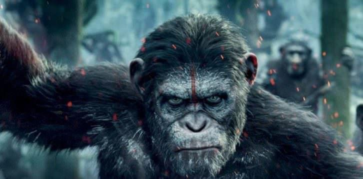 Fotograma de 'La guerra del planeta de los simios', de Matt Reeves.