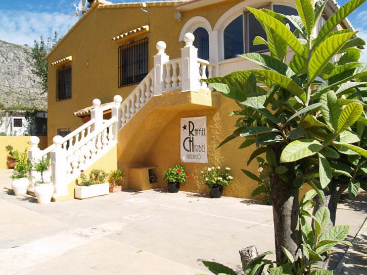 Fundación Chirbes. Imagen cortesía de la Fundación.